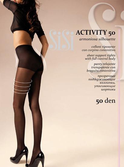 Фото товара Женские SISI activity 50  от производителя Колготки SISI