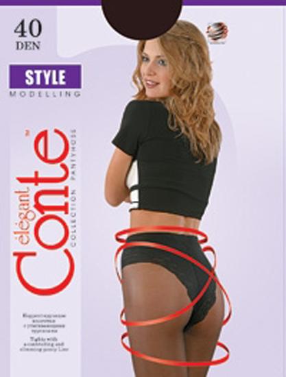 Фото товара Женские Style 40  от производителя Колготки Конте
