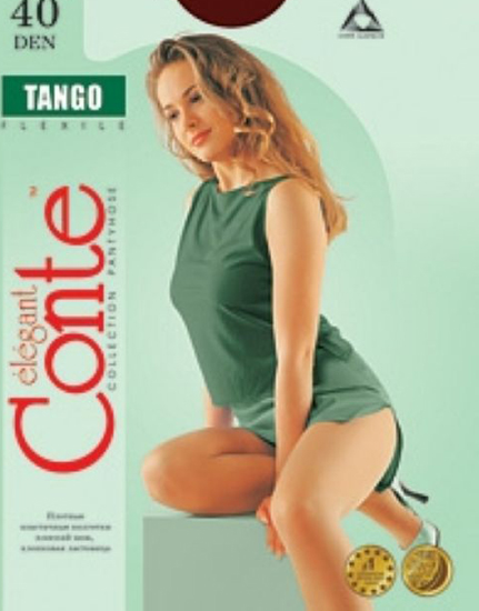 Фото товара Женские Tango 40  от производителя Колготки Конте