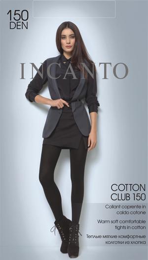 Фото товара Женские INCANTO cotton club 150  от производителя Колготки INCANTO