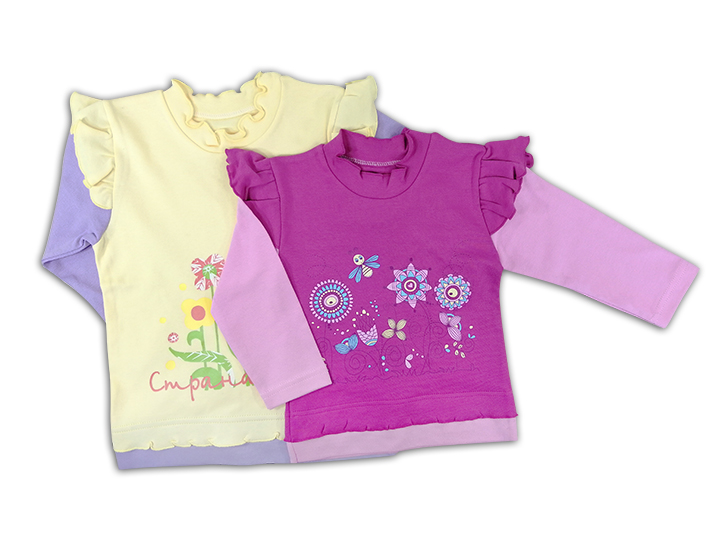 Фото товара Детский джемпер для девочки от производителя Алена