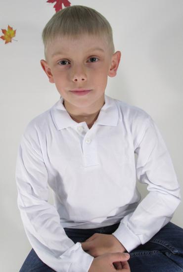 Фото товара Детская рубашка для мальчика от производителя Крокид