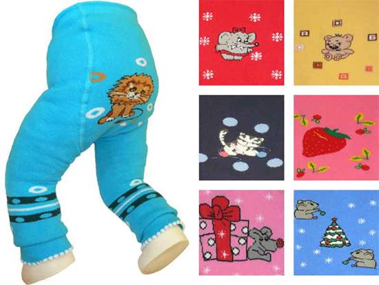 Фото товара Детская леггинсы для мальчика или девочки от производителя Альметьевская ЧНФ