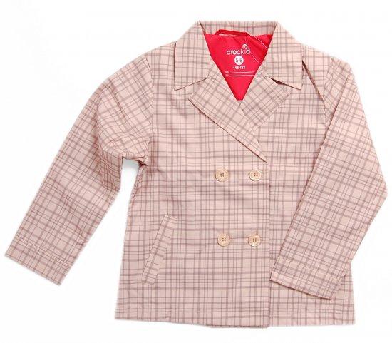 Фото товара Детский плащ для девочки от производителя Крокид