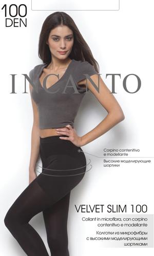 Фото товара Женские INCANTO velvet slim 100  от производителя Колготки INCANTO