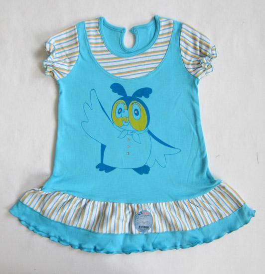 Фото товара Детское платье для девочки от производителя Русь