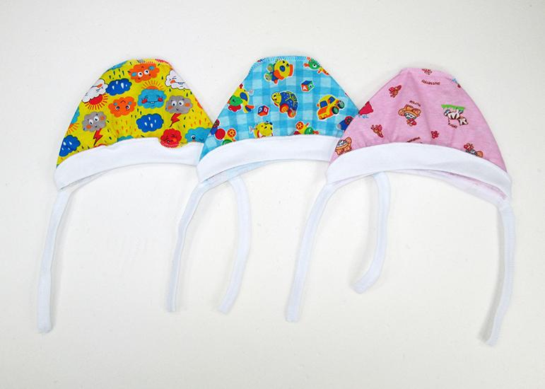 Фото товара Чепчик для мальчика или девочки от производителя Виктория