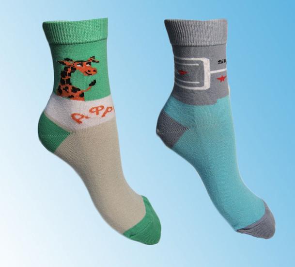 Фото товара Детская носки для мальчика или девочки от производителя Советская ЧПФ