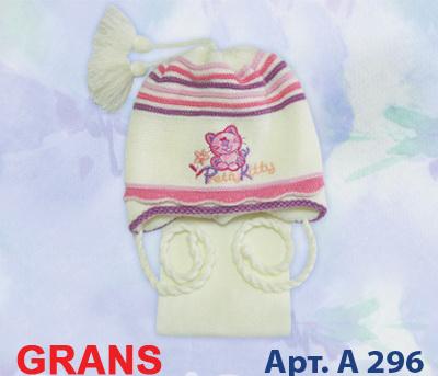 Фото товара Детский комплект для девочки от производителя Польские шапки