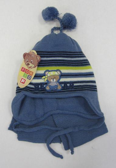 Фото товара Детский комплект детский для мальчика от производителя Польские шапки