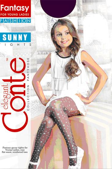 Фото товара Детские SUNNY для девочки от производителя Колготки Конте