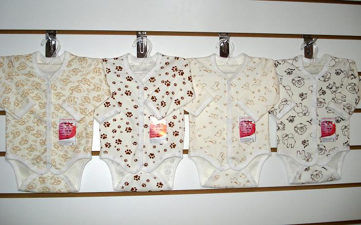 Фото товара Боди для мальчика или девочки от производителя Виктория