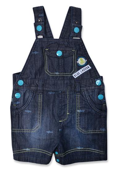Фото товара Детский полукомбинезон для мальчика или девочки от производителя Крокид
