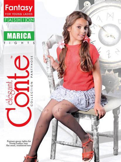 Фото товара Детские MARICA для девочки от производителя Колготки Конте