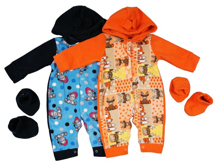 Фото товара Детский комплект для мальчика или девочки от производителя Русь