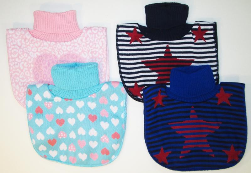 Фото товара Детская манишка для мальчика или девочки от производителя Глория