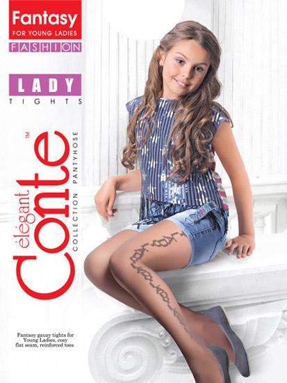 Фото товара Детские LADY для девочки от производителя Колготки Конте