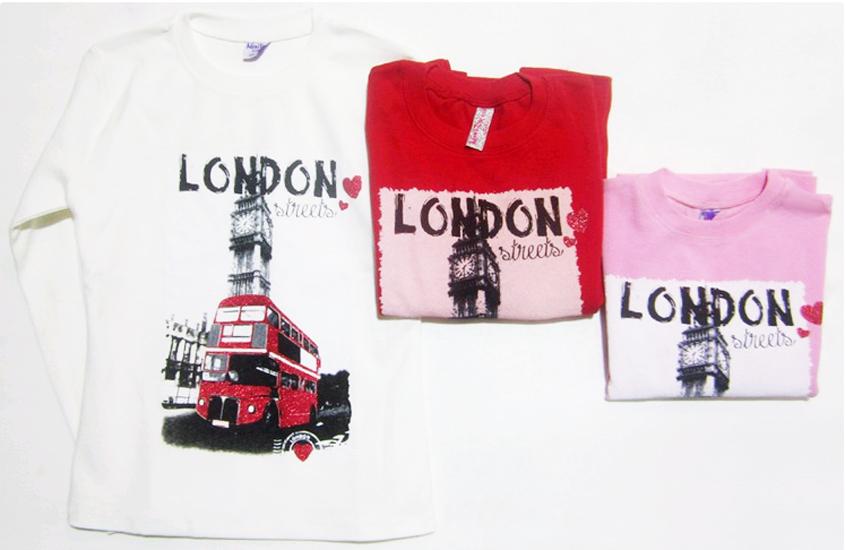 Фото товара Детская футболка для мальчика или девочки от производителя Престиж