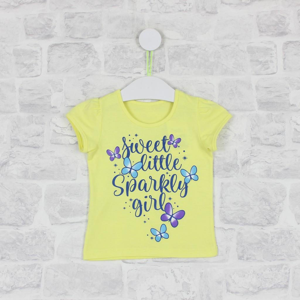 Фото товара Детская футболка для девочки от производителя Радуга21