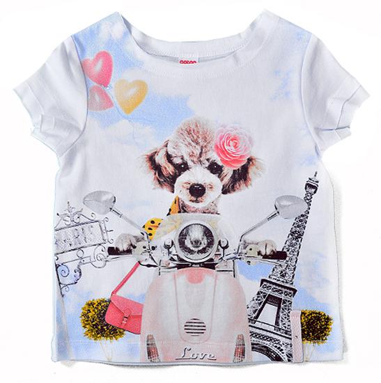 Фото товара Детская фуфайка для мальчика или девочки от производителя Крокид