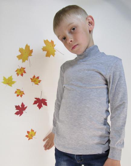 Фото товара Детский джемпер для мальчика или девочки от производителя Basia
