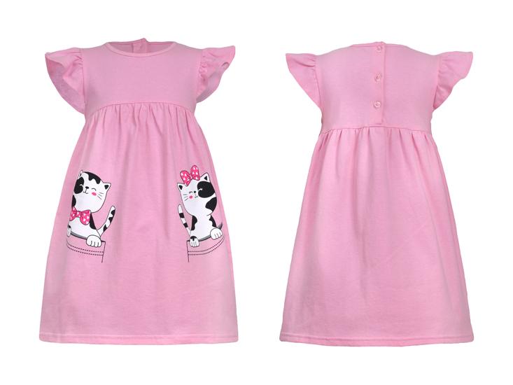 Фото товара Детское платье для девочки от производителя Лунева Н.Г
