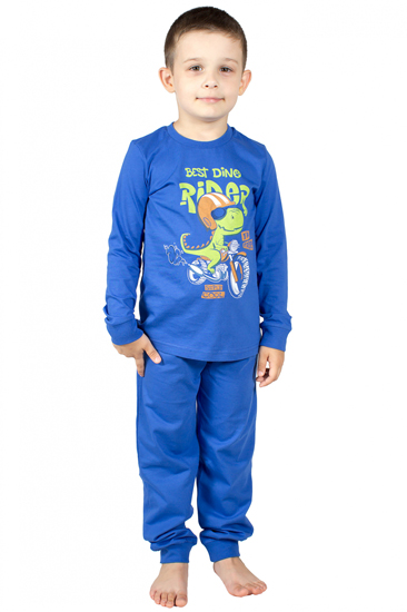 Фото товара Детская пижама для мальчика от производителя Basia
